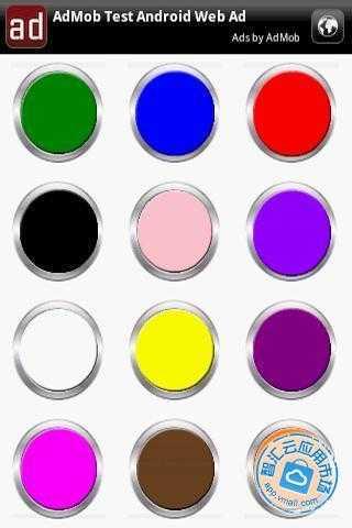 幼儿颜色color kidz是学习识别颜色为基本的简单儿童
