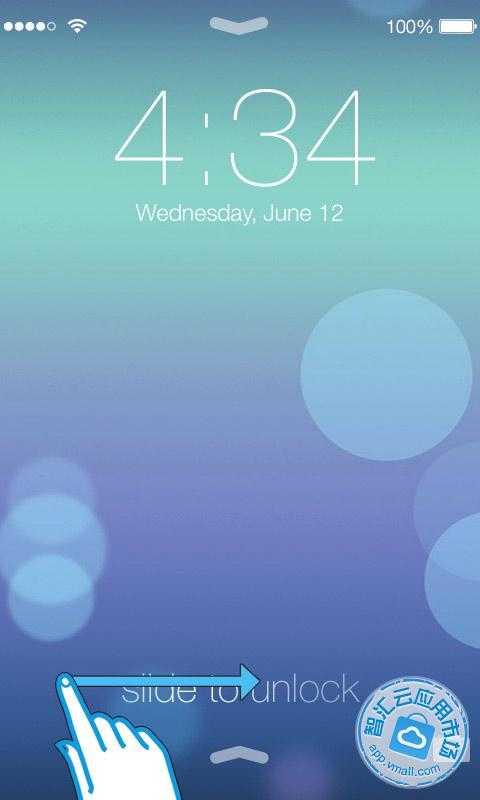 其他安装方式 iphone5_锁屏壁纸 截图 苹果公司内部泄露的iphone图片