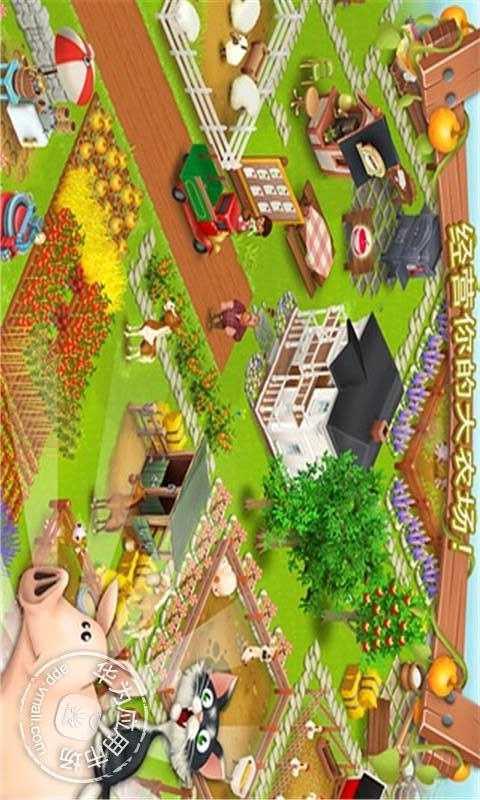 卡通农场免费下载_华为应用市场|卡通农场下载|卡通版