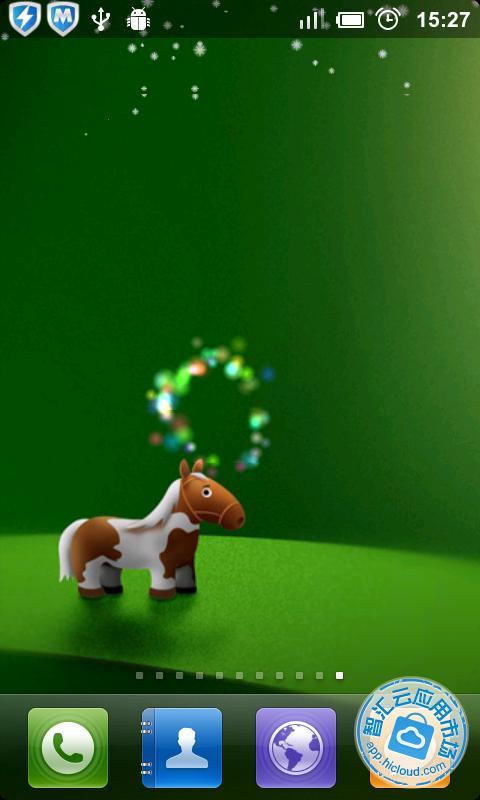 可爱小动物动态壁纸