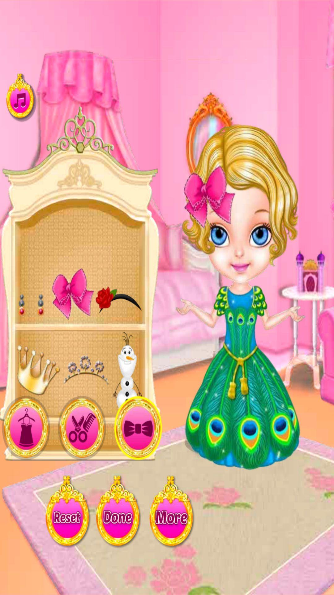 芭比宝贝时尚公主