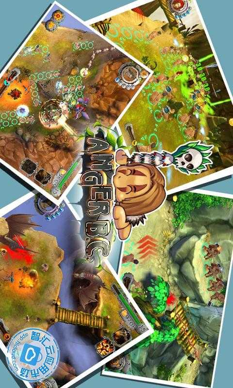 怒火 介绍 游戏类型:3d,休闲,益智,策略 写实风格的休闲益智类3d 塔防