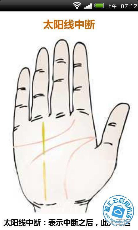 断掌手纹算命图解_手相图解 介绍手相学是一种观看手相的诊断书,用手型与手纹来 ...